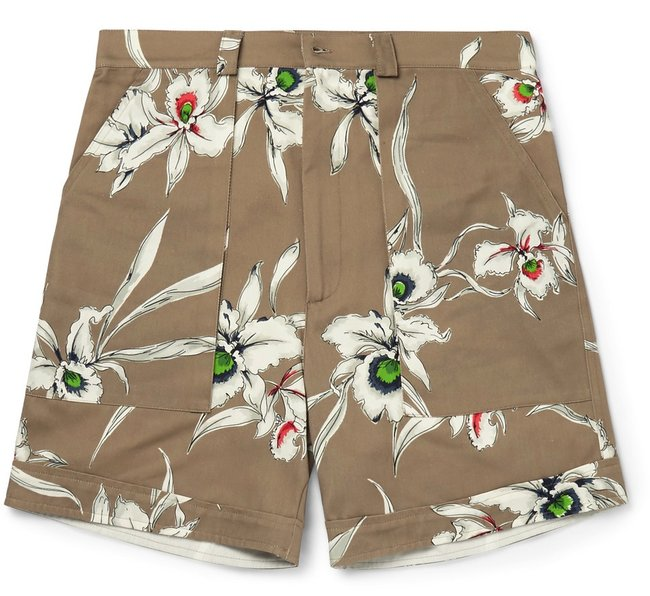 valentino_printed_cotton_shorts