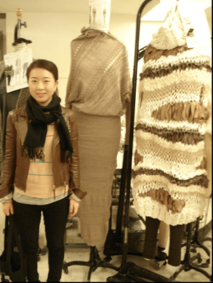 Yaeji and her designs