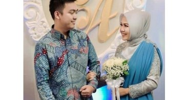Baju Kebaya Couple Terbaru Model Dress Kombinasi Batik