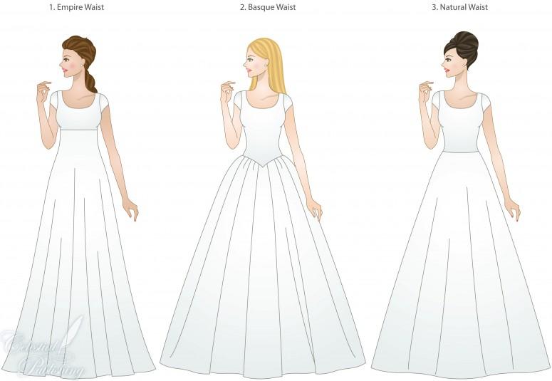 Wedding Attire Names