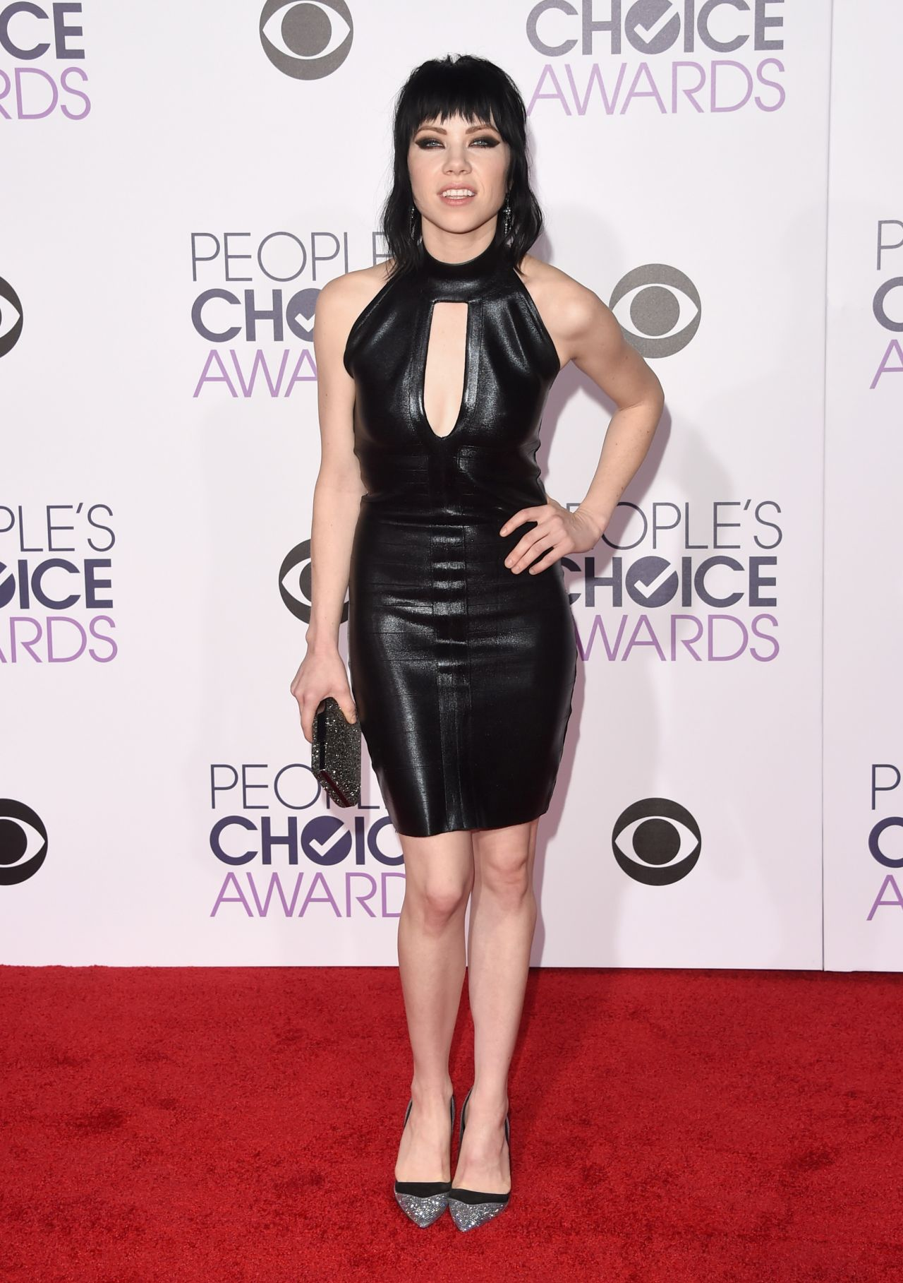 2016 Peoples Choice Awards Red Carpet Fashionsizzle