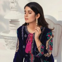 AlZohaib Velveto Embroidered Velvet Collection 2021 With Price Shop Online