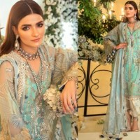 Buy Online Sana Safinaz Nura Luxury Festive Collection 2020 - Price Detail