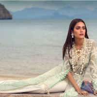 Sana Safinaz Luxury Lawn Collection 2020 for Spring Summer with Price