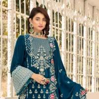 Shaista Luxury Latest Velvet Embroidered Collection 2021
