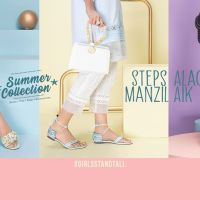 Stylo Shoes Joh Chahon wo Paoon Summer Eid Collection 2020