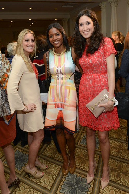 Stars and stylish attendees graced The Plaza in New York City for this 6th annual fundraiser which raised over $300,000 for Lupus.