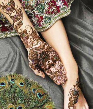Latest Beautiful Henna Mehndi images 2017 2018 free