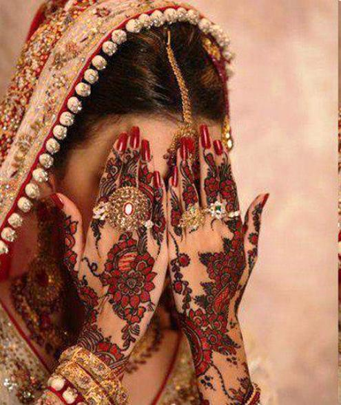 Latest Beautiful Henna Mehndi Designs 2017 2018 For Women