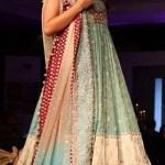 Latest Pakistani Bridal Lehanga Dresses 2013 (4)