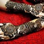 Bridal Mehndi desgins collection (3)
