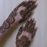 Bridal Mehndi desgins collection (5)