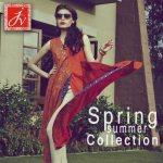 Javeria Zeeshan summer lawn dress collection 2013 (9)