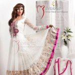 Mansha Latest Spring summer party wear dress collection (5)