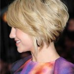 Stylish and trendy short hair style for girls (1)