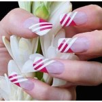 Trendy and stylish nails for girls (4)