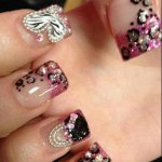 Women trendy Nails style (1)