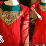 jannat nazir party wear dress collection (5)