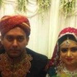 Geo News Anchor Samina Ramzan Wedding Pictures (1)