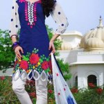 Indian Classy Churidar Suits For women 2013 (6)