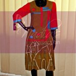 Kurti summer fabric by Nadias Collection