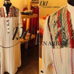 Naureen Arbab party casual dress for girls 2013 (4)