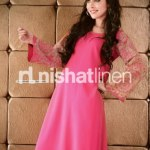 Nishat linen eid collection 2013 for girls
