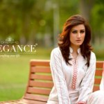 Pakistani Models wearing wedding and casual dresses (6)