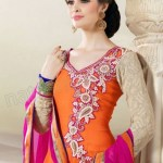 Anarkali Froak Collection 2013 For Eid By Natasha Couture (3)