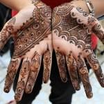 Best Hand Mehndi Designs 2013 For WOmen