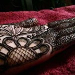 Eid ul fiter Mehndi Designs 2013 for girls