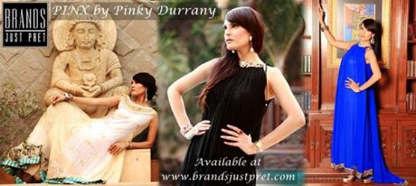 Latest Pinx Beautiful Evening wear Dresses 2013-14 for young girls (6)