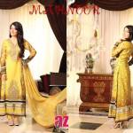 Mahnoor Eid Collection 2013 By Al Zohaib Textiles