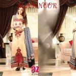 Mahnoor Eid Collection 2013 By Al Zohaib Textiles (3)