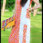 Nabeel & Najia New Eid Dress Collection 2013 For Girls (3)