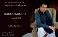 Nabeel and Aqeel Eid kurta collection for men 2013 (1)
