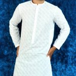 Satrangi by Saqib Amazing Kurtas Eid Collection 2013 For Men _ 0002