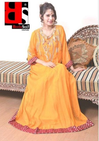 Beelaseef Mid Summer Dresses 2013-2014 For young girls (3)