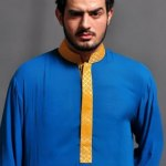 Satrangi by saqib formal wear collection 2013 for men and women (9)
