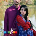 Satrangi by saqib formal wear collection 2013 for men and women (6)