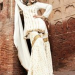 The Clothes Company Latest Eid Frocks 2013 For girls (6)