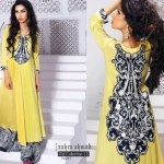 Zahra Ahmad Latest Eid collection 2013 for girls (2)