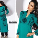 Zahra Ahmad Latest Eid collection 2013 for girls (3)