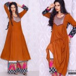 Zahra Ahmad Latest Eid collection 2013 for girls (4)