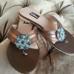 Farah and Fatima Footwear Collection 2013 Vol 2 For Girls (3)