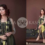 Maria Kashif Semi Formal Collection 2013 for Women Eid Special (5)