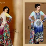 Afreen By Lala Embroidered Winter Dresses 2013 For Women and Girls (9)