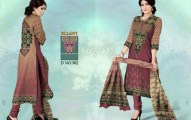 Al-Hamra Textiles Fall Collection 2013 For Girls (1)