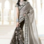 Indian Designer Latest and Beautiful Saree Collection For Women (2)