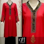 QnH 2013 Autumn Winter Dresses 2013 for Women (5)